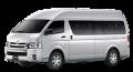 泰國機場接送服務【芭提雅市區 前往 曼谷舊機場DMK】小巴 1-10人(單程)